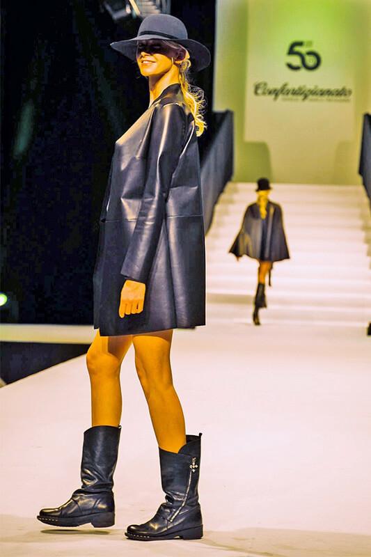Abbigliamento Pelle Artigianale TV | Nicola Pelliccerie