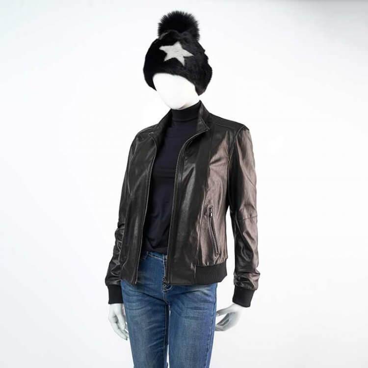 Cappello Donna Star | Nicola Pelliccerie