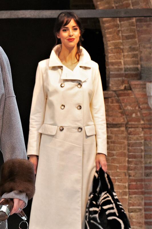 Abbigliamento Donna Cappotto Doppiopetto | Nicola Pelliccerie