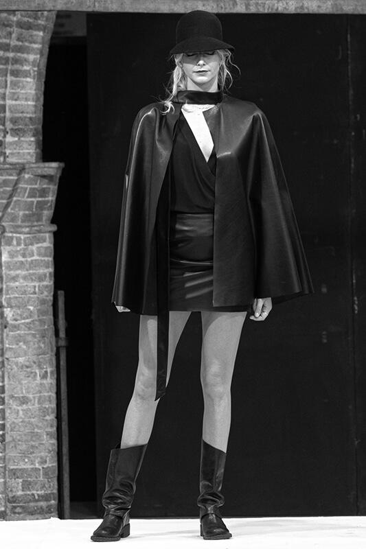 Vestaglia Cappotto Cachemire Visone | Nicola Pelliccerie