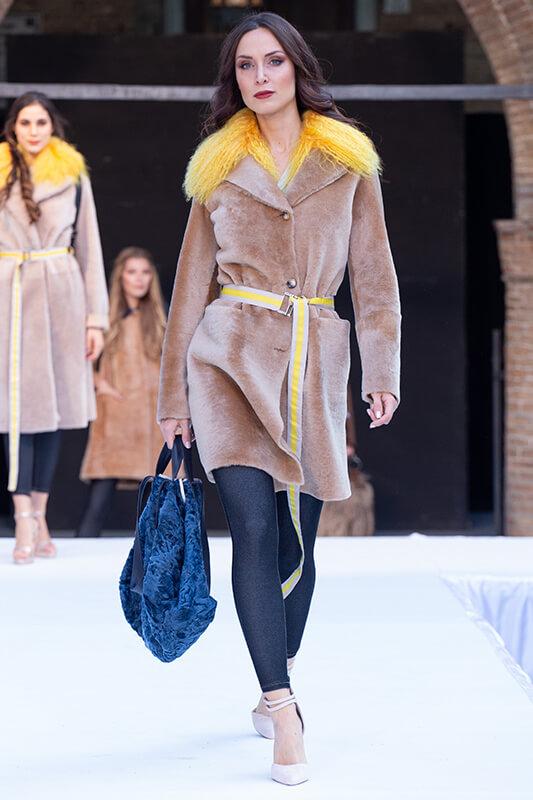 Pelliccia Montone Naturale Moda | Nicola Pelliccerie