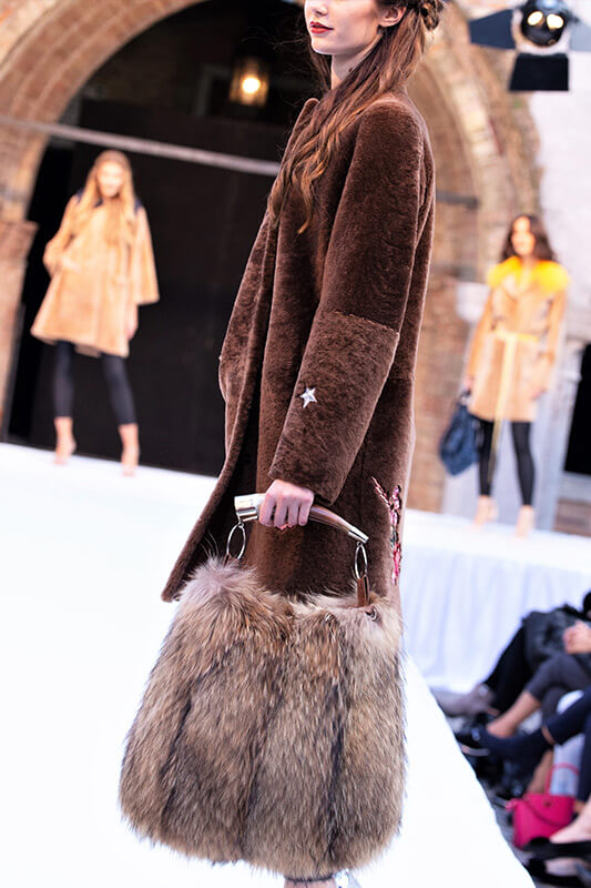 Shopping Shearling Coat | Nicola Pelliccerie