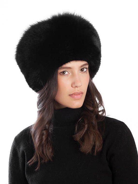 Cappello colbacco pelliccia nero | Nicola Pelliccerie