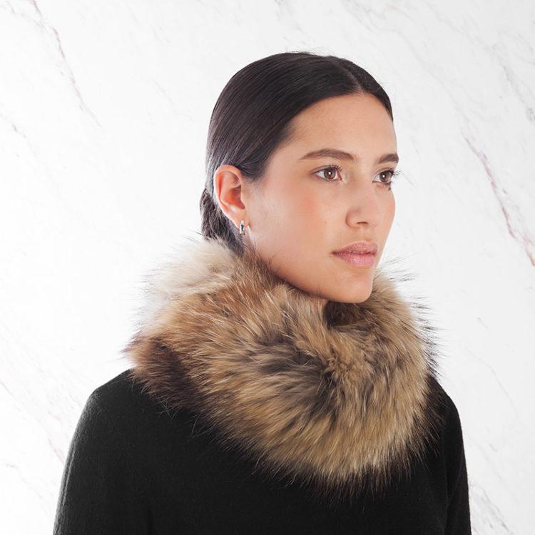 Collo fascia sciarpa murmasky | Nicola Pelliccerie
