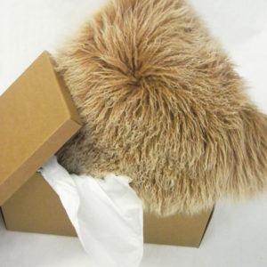 Confezione regalo cuscini | Nicola Pelliccerie