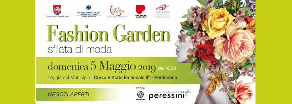 Fashion Garden | Nuova data