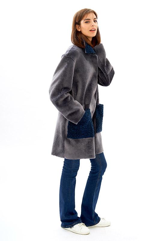 100% authentic d3a95 6772b Collezione donna pellicce, Vendita capi in pelle, pellicce e ...
